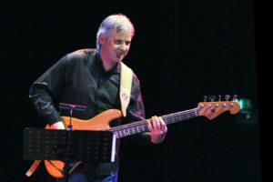 Stefan Engelmann - Bass